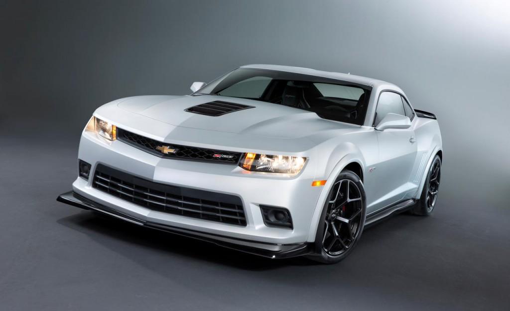 Новый спортивный автомобиль Chevrolet Camaro